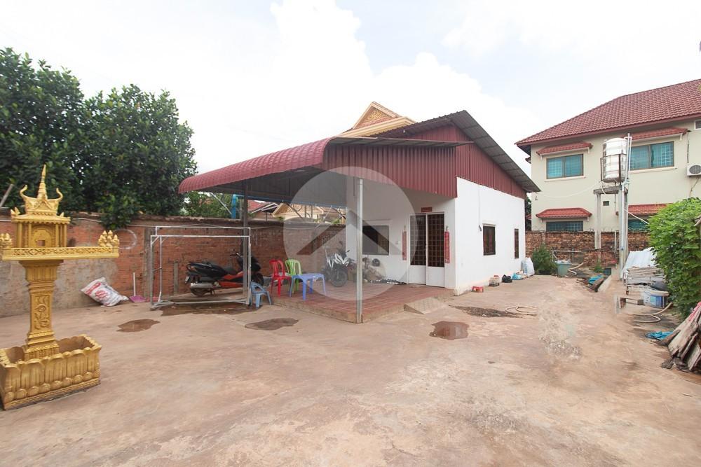 200 Sqm Residential Land For Sale - Kouk Chak, Siem Reap