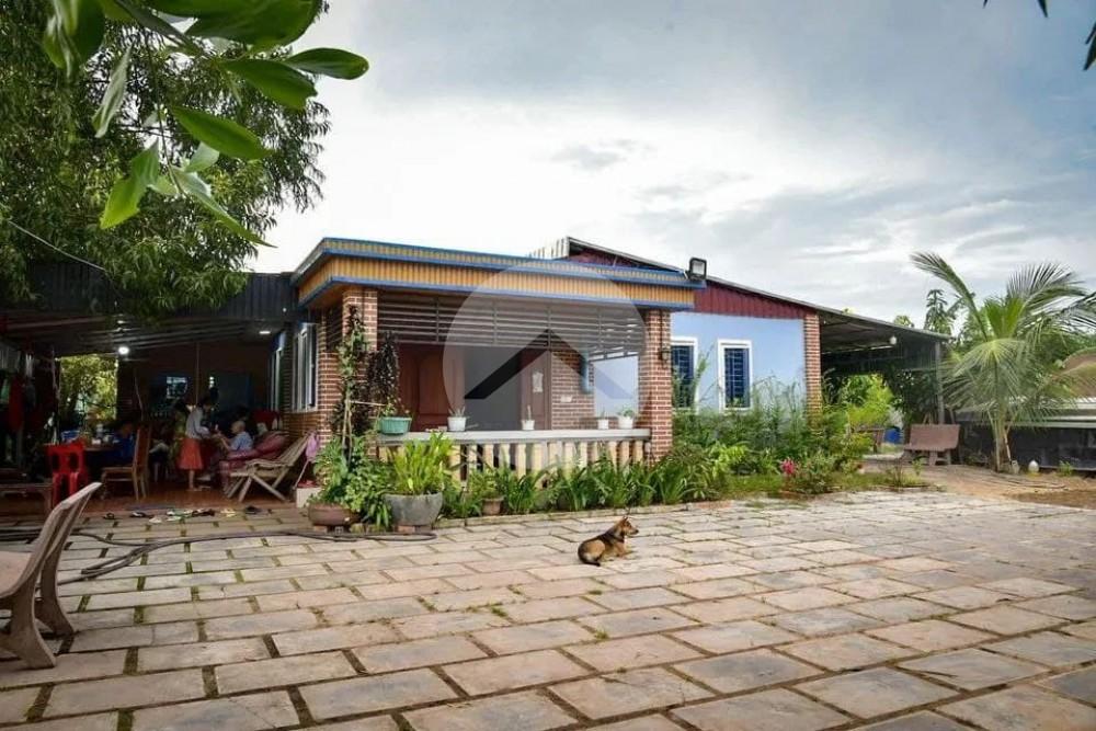 3 Bedroom House For Sale - Kouk Chak, Siem Reap