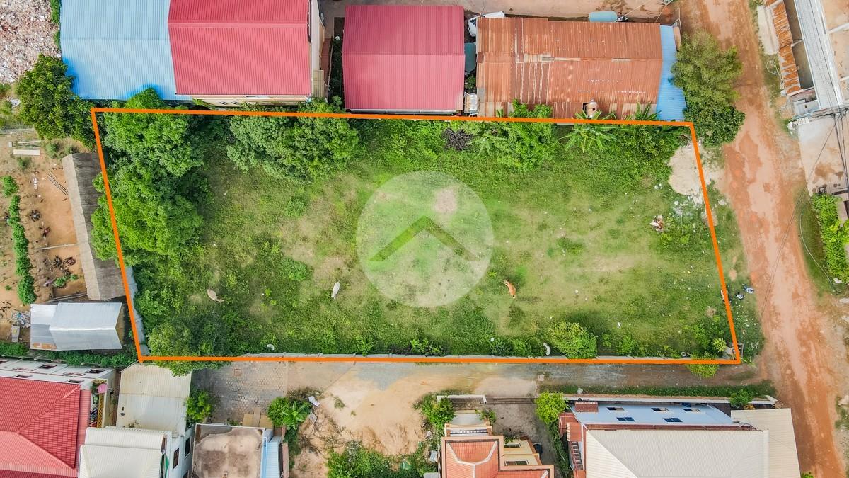 1148 Sqm Residential Land For Sale - Svay Dangkum, Siem Reap
