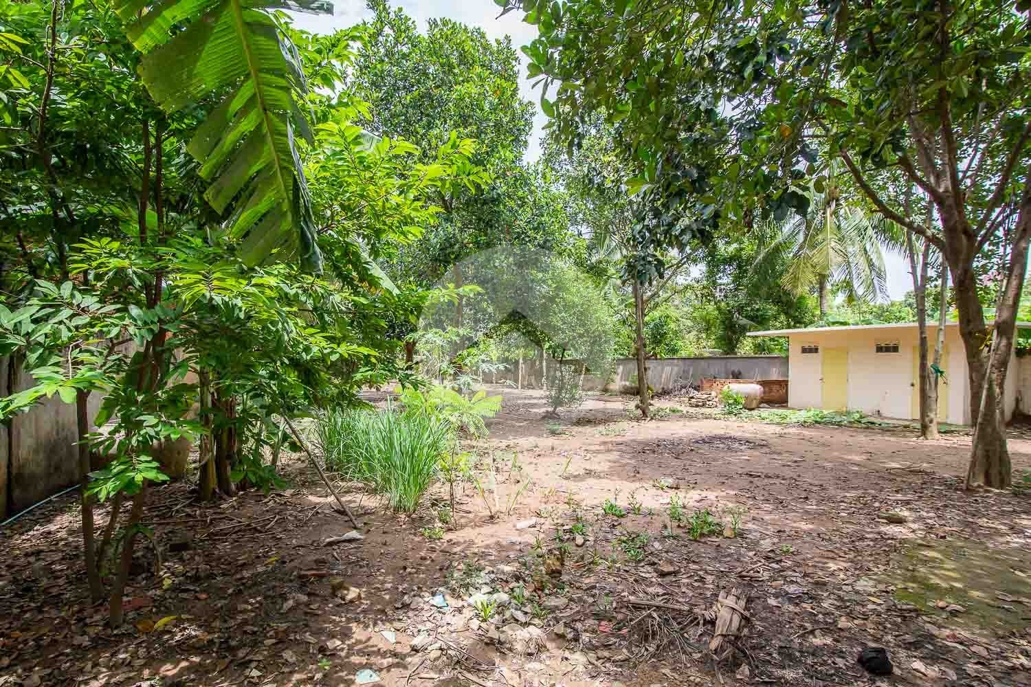 3,600 Sqm Commercial Land For Sale - Nirouth, Phnom Penh