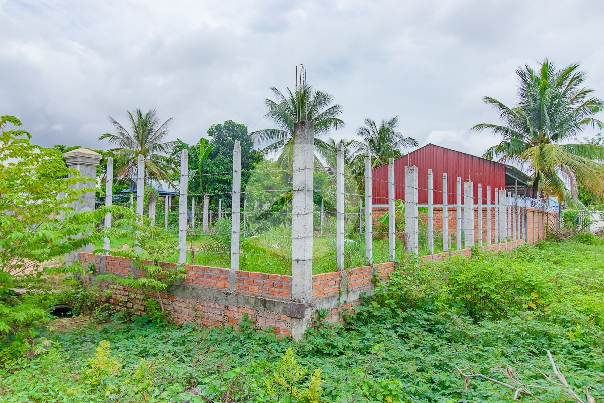 265 Sqm Residential Land For Sale - Svay Dangkum, Siem Reap
