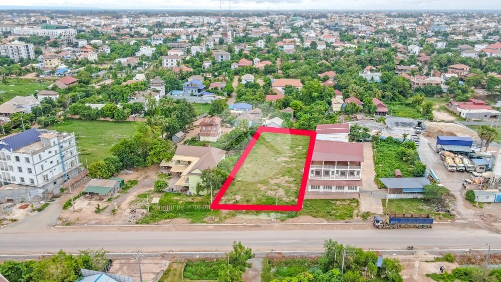 1906 Sqm Residential Land For Sale - Svay Dangkum, Siem Reap