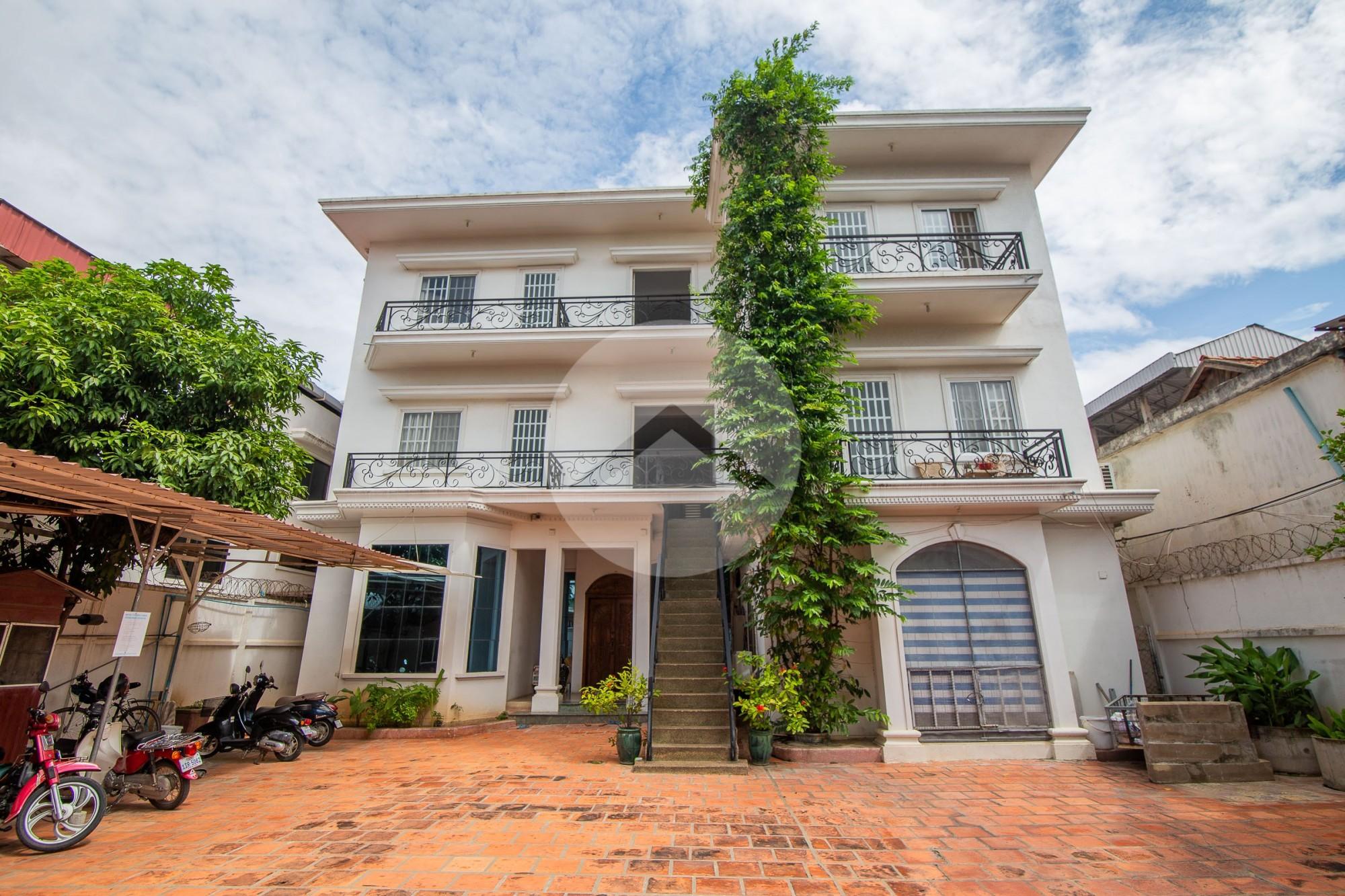 9 Unit Apartment Building For Sale - Boeung Tumpun, Phnom Penh