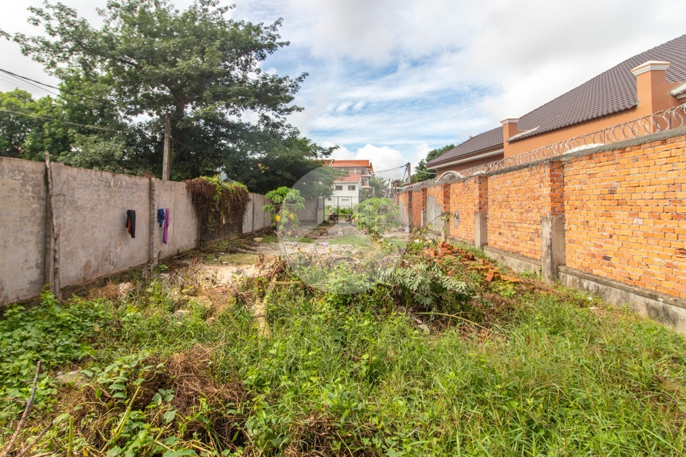 260 Sqm Residential Land For Sale - Svay Dangkum, Siem Reap