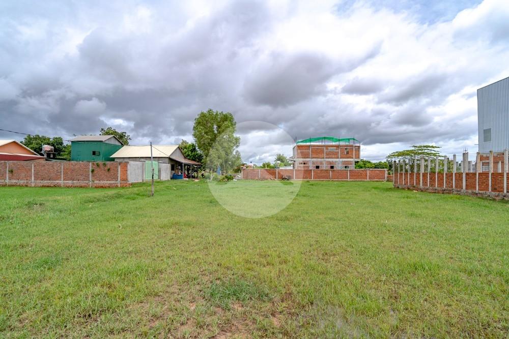 455 Sqm Residential Land For Sale - Chreav, Siem Reap