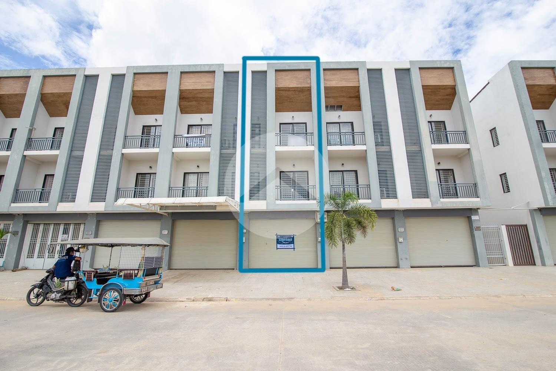 4 Bedroom Link House For Rent - Khmounh, Phnom Penh