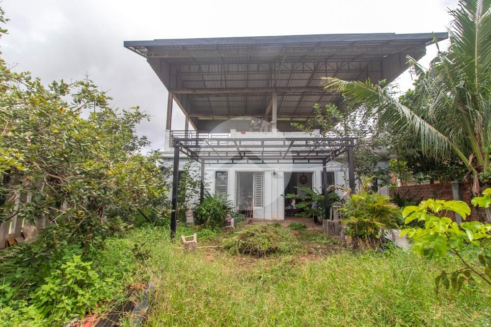 240 Sqm Residential Land For Sale - Chreav, Siem Reap