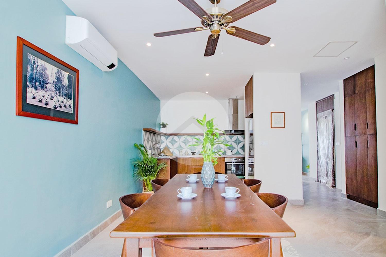 យូនីត 5 បន្ទប់គេង ប្រភេទ Jaya B Duplex ជាន់ដំបូល សម្រាប់លក់-Angkor Grace Residence & Wellness Resort, ក្រុងសៀមរាប