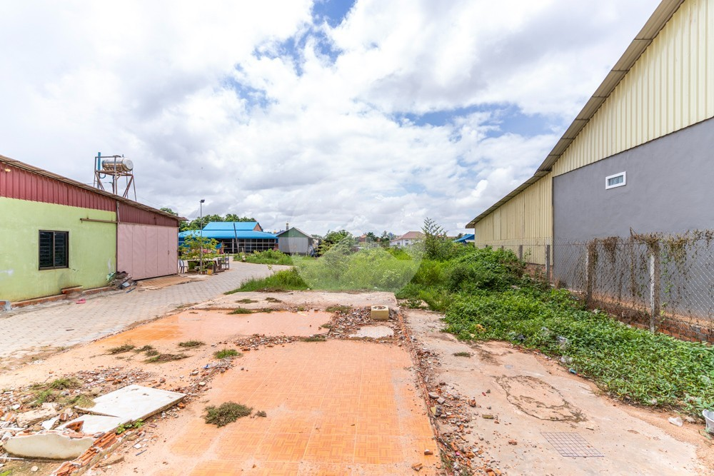 500 Sqm Residential Land For Sale - Sala Kamreuk, Siem Reap