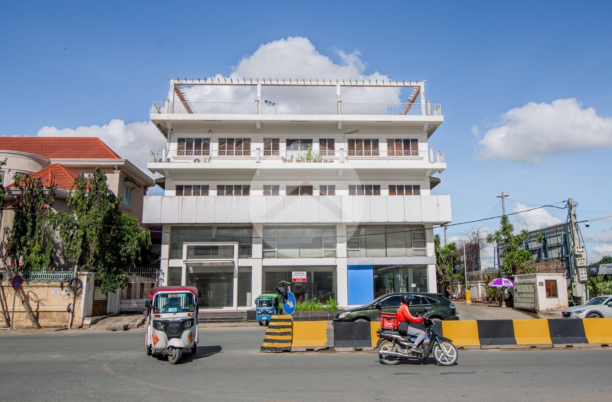 2767 Sqm Commercial Land For Sale - Norodom BLVD, Phnom Penh
