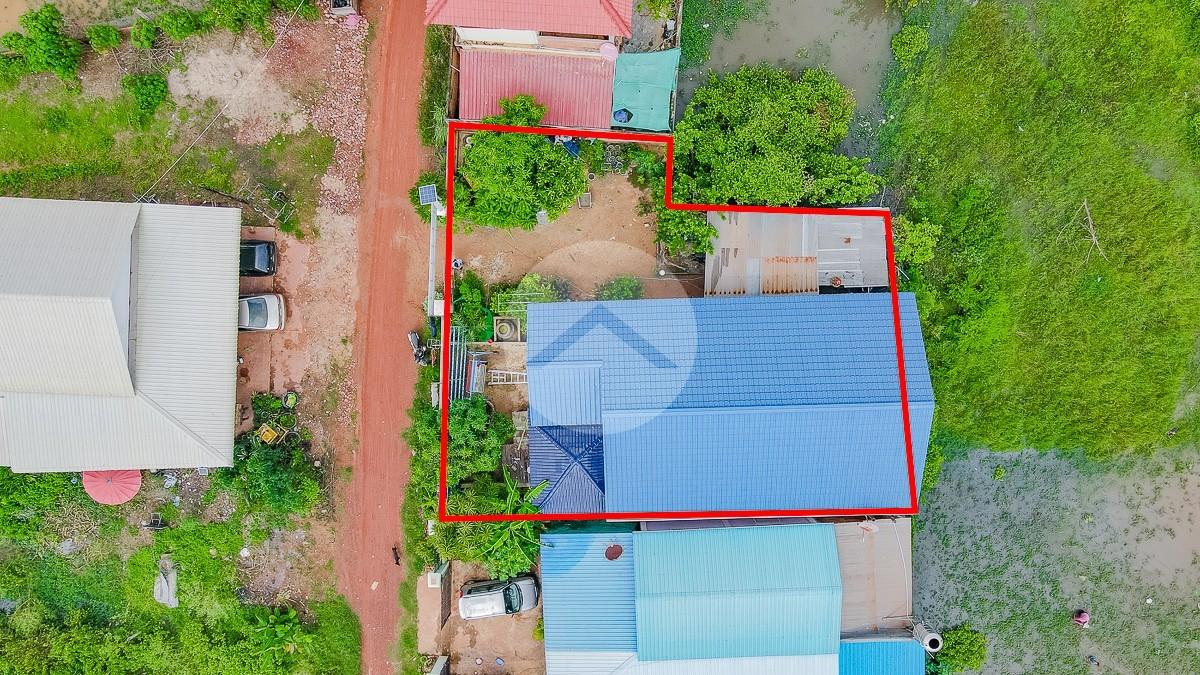 3 Bedroom House For Sale - Chreav, Siem Reap