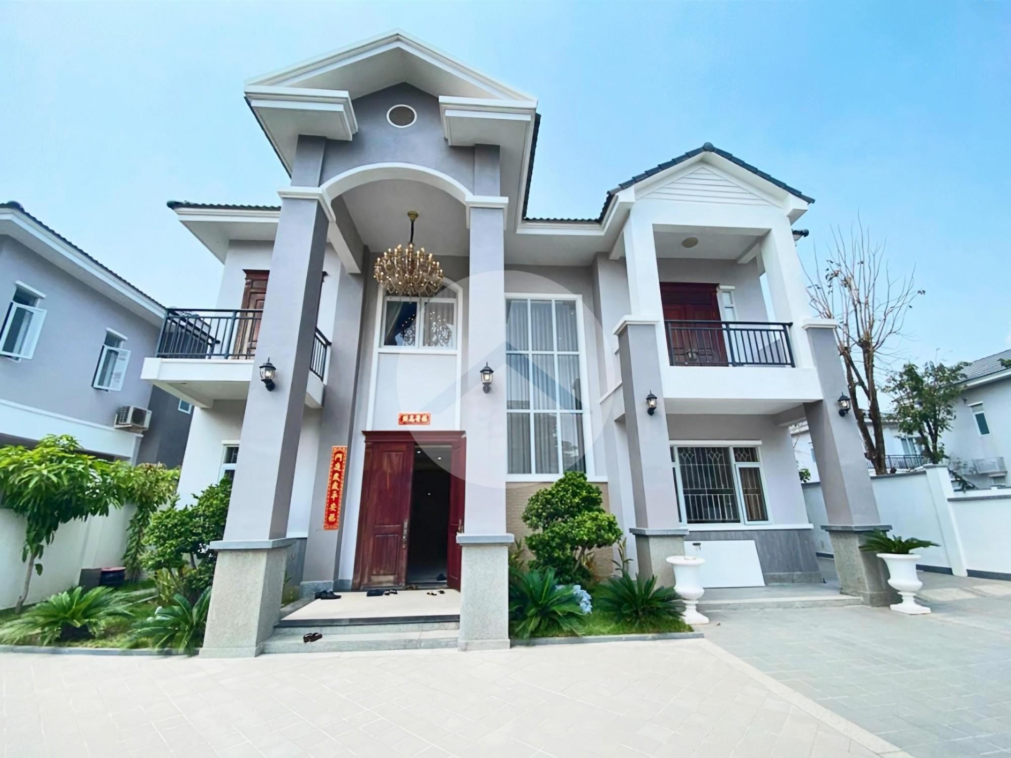 5 Bedroom Villa For Sale - Prek Leap, Phnom Penh