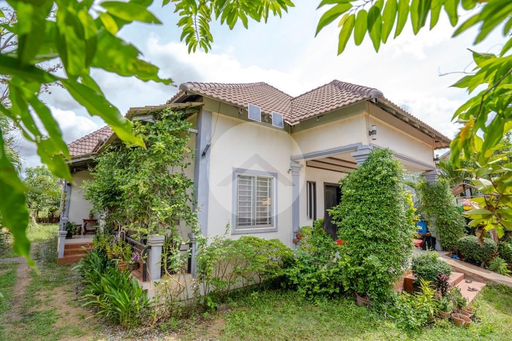3 Bedroom Villa For Sale - Chreav, Siem Reap