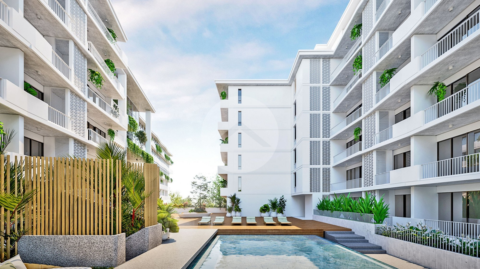 1 Bedroom Condo For Sale - Rose Apple Square, Downtown Siem Reap