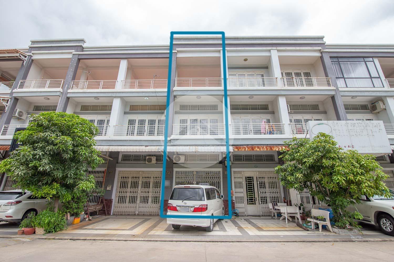 4 Bedroom Flat House For Rent - Phnom Penh Thmey, Phnom Penh