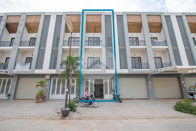 4 Bedroom Link House For Sale - Khmounh, Phnom Penh