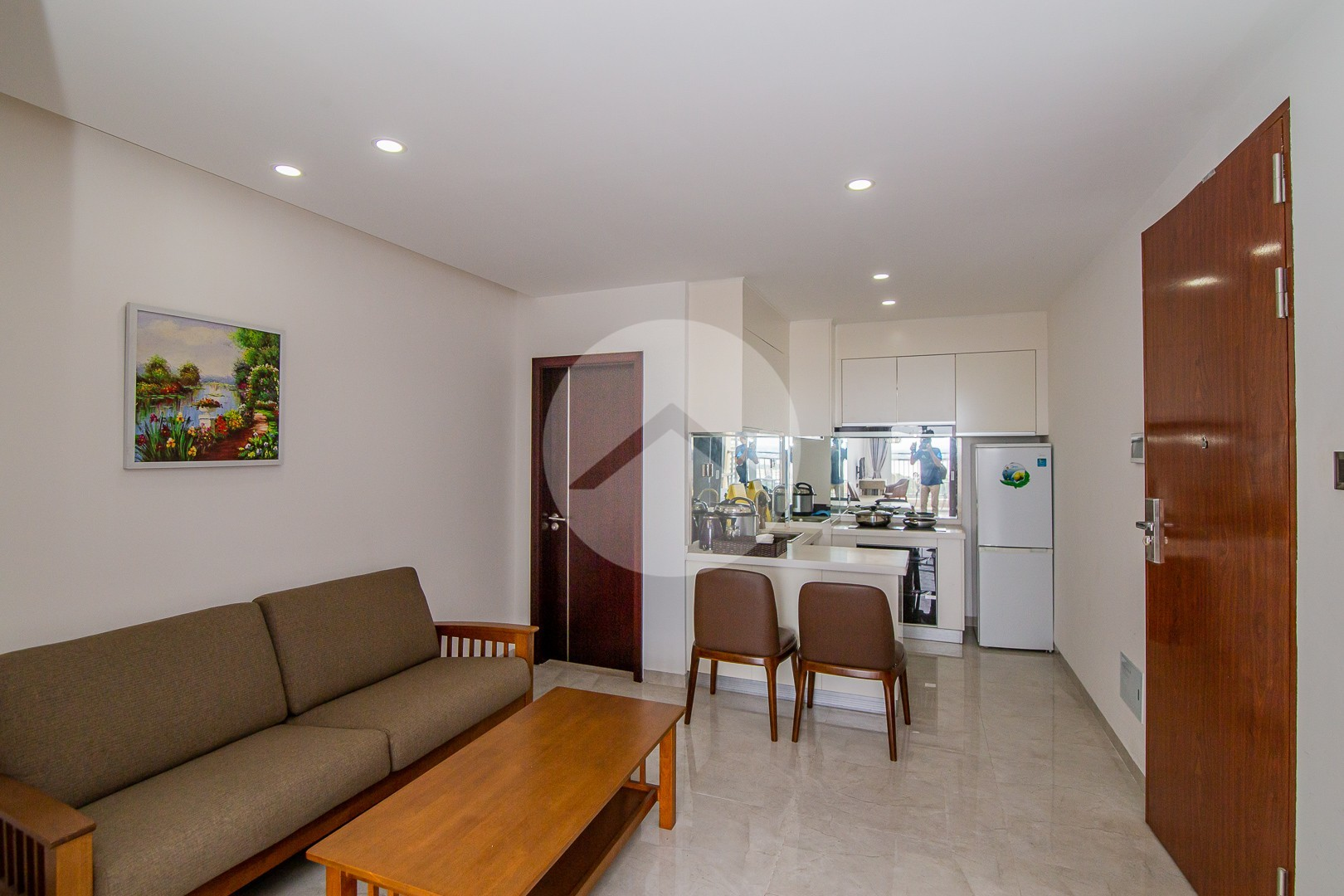 1 Bedroom Condo For Rent - Beoung Riang, Phnom Penh