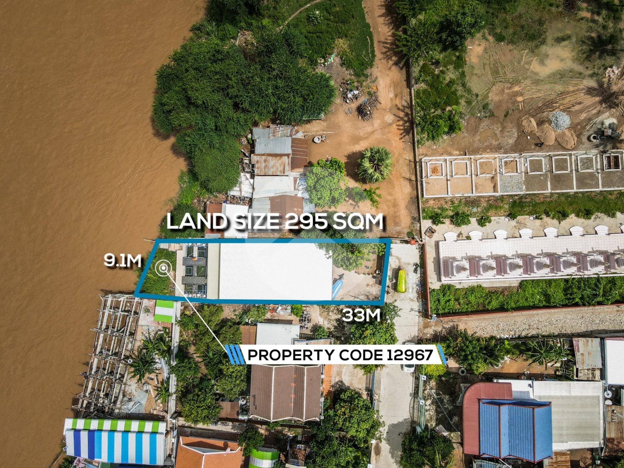 1 Bedroom House For Sale -  Prek Ampil, Kandal