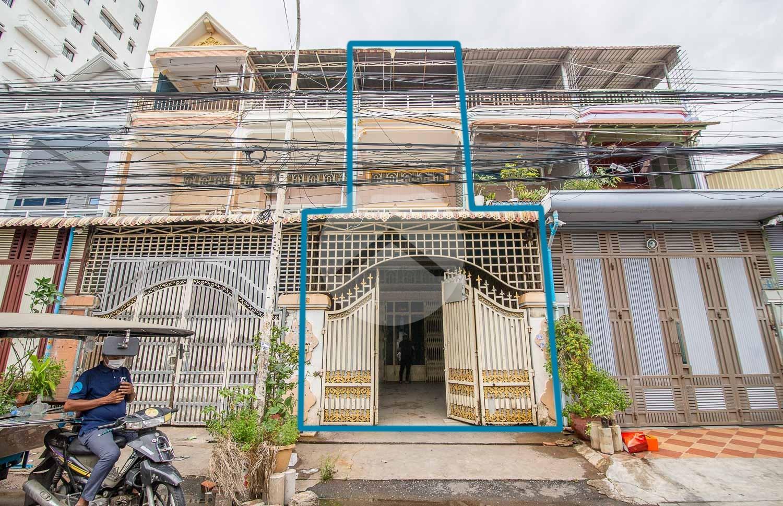 5 Bedroom Flat House For Sale - Phsar Depou 3, Phnom Penh