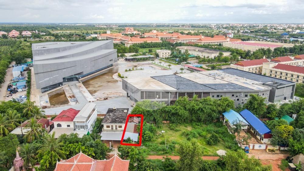 115 Sqm Residential Land For Sale - Slor Kram, Siem Reap