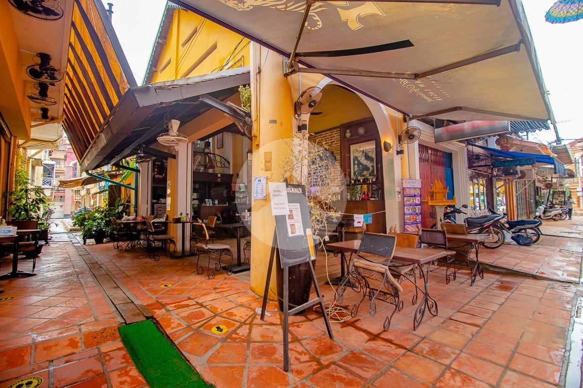 48 Sqm Commercial Building For Sale - Pub Street, Siem Reap