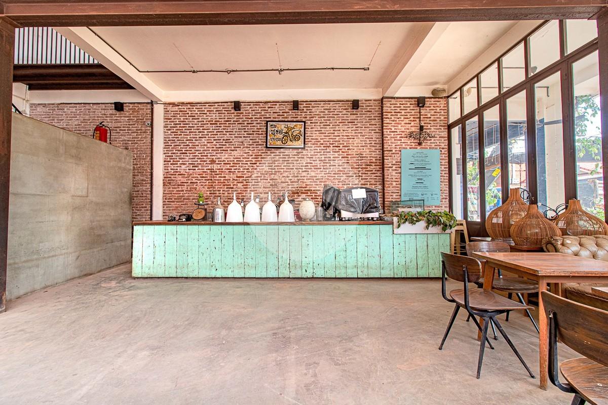 Commercial Building For Rent - Old Market  Pub Street, Siem Reap