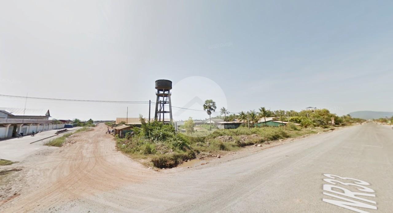 1740 Sqm For Sale - Kampot, Cambodia