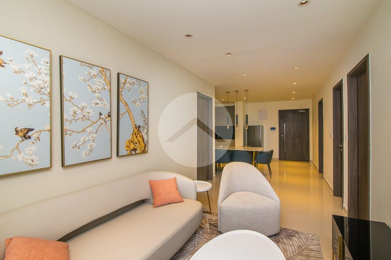 3 Bedroom Apartment For Rent - The Peak, Phnom Penh