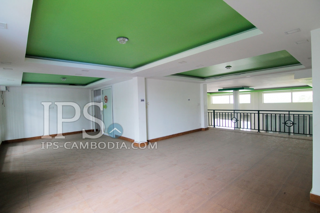Commercial Townhouse for Rent in Phnom Penh