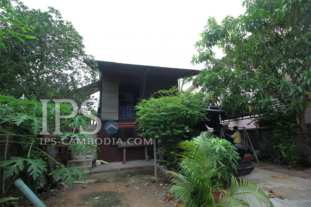 House for Sale in Siem Reap - 270 sqm.