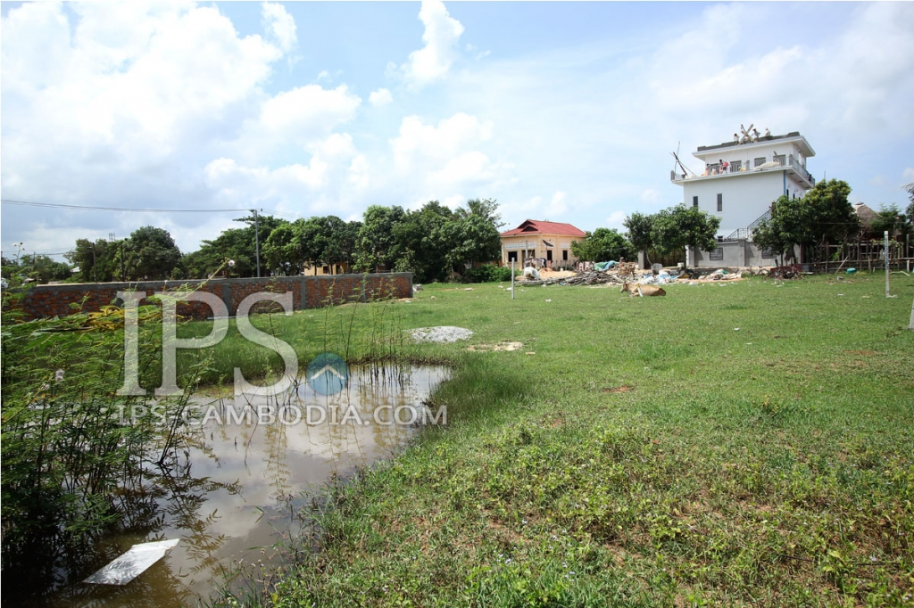 Siem Reap - Land For Sale