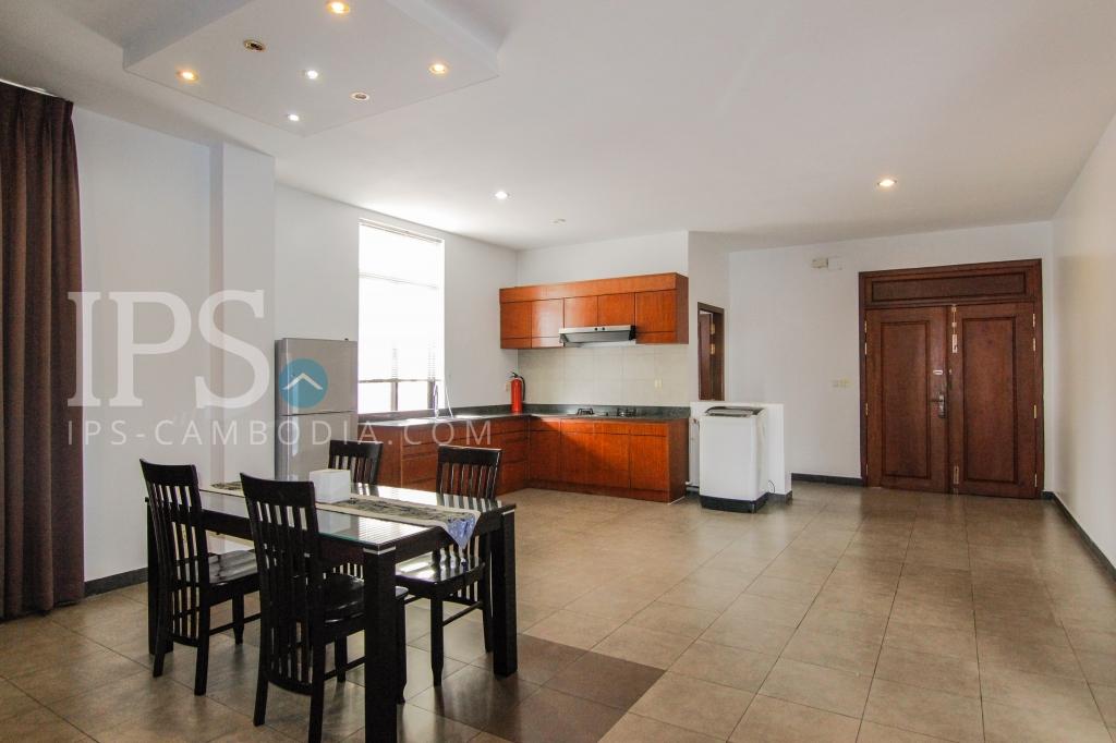 2 Bedroom Apartment For Rent - Phsar Daeum Thkov, Phnom Penh