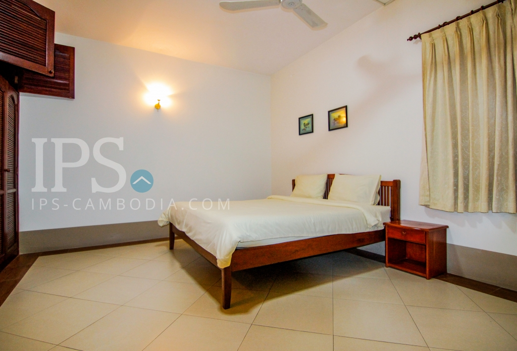 Serviced Apartment for Rent Toul Svay Prey - 2 Bedrooms