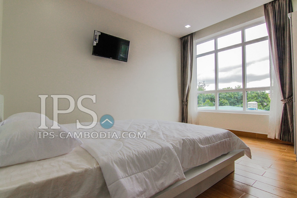 Apartment for Rent in Tonle Bassac - Two Bedrooms