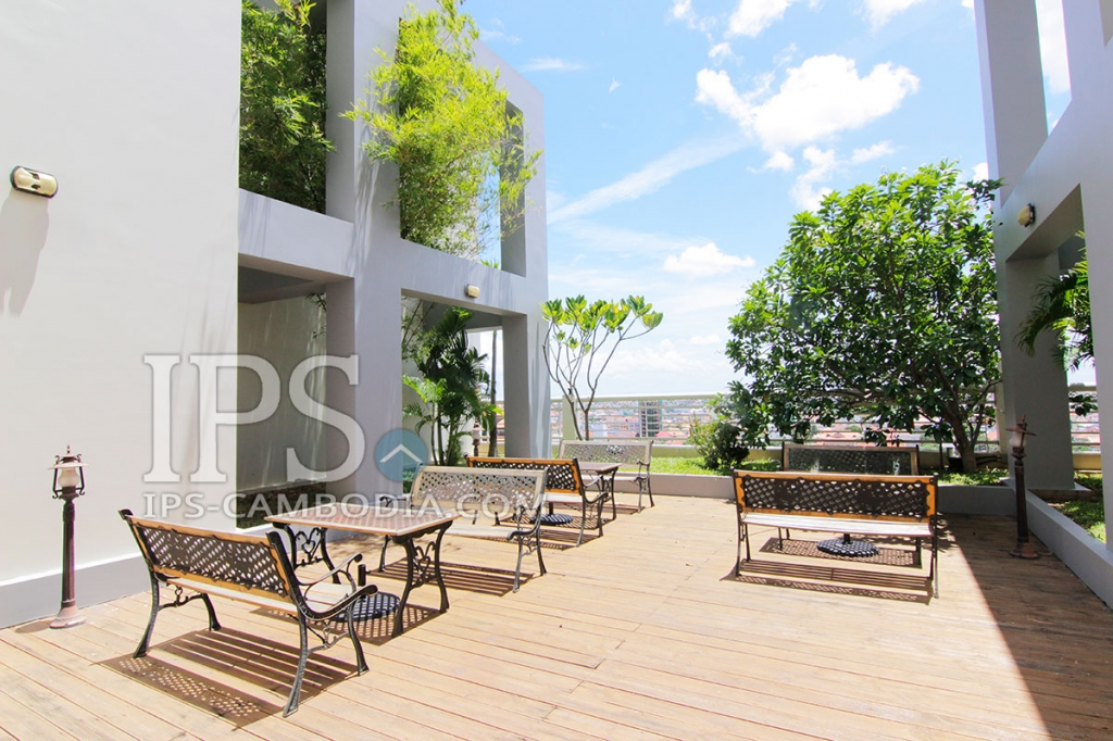 Apartment in Toul Kork - Two Bedroom