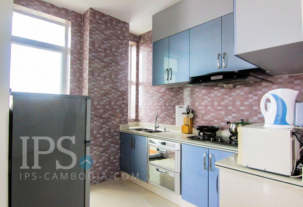 1 Bedroom Condominium Unit  For Sale - Chroy Changva