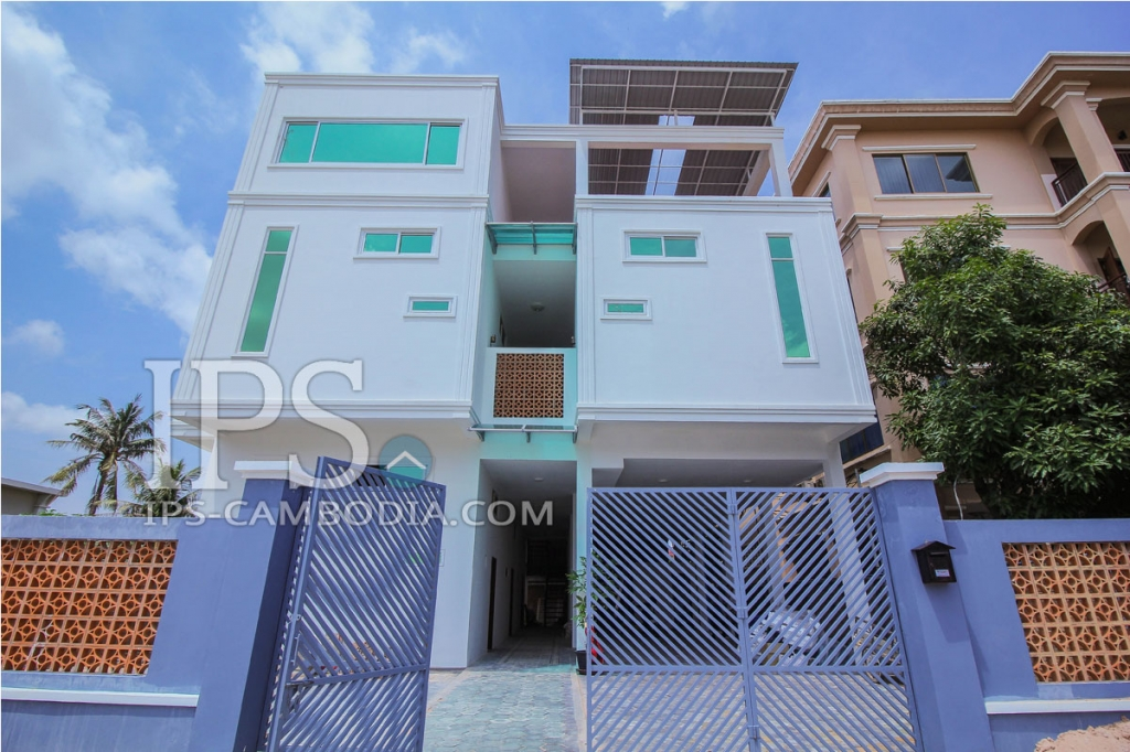 Siem Reap - Studio Apartment for Rent