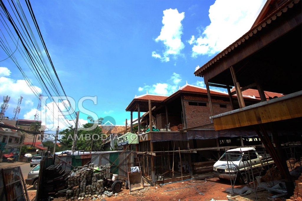 Shop House for Rent in Siem Reap - King Road
