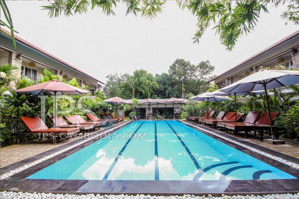 Boutique Villa for Sale - Siem Reap