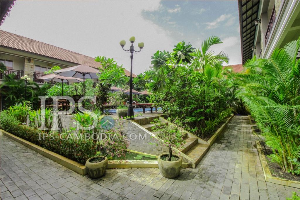 21 Room Boutique Villa For Sale - Slor Kram, Siem Reap