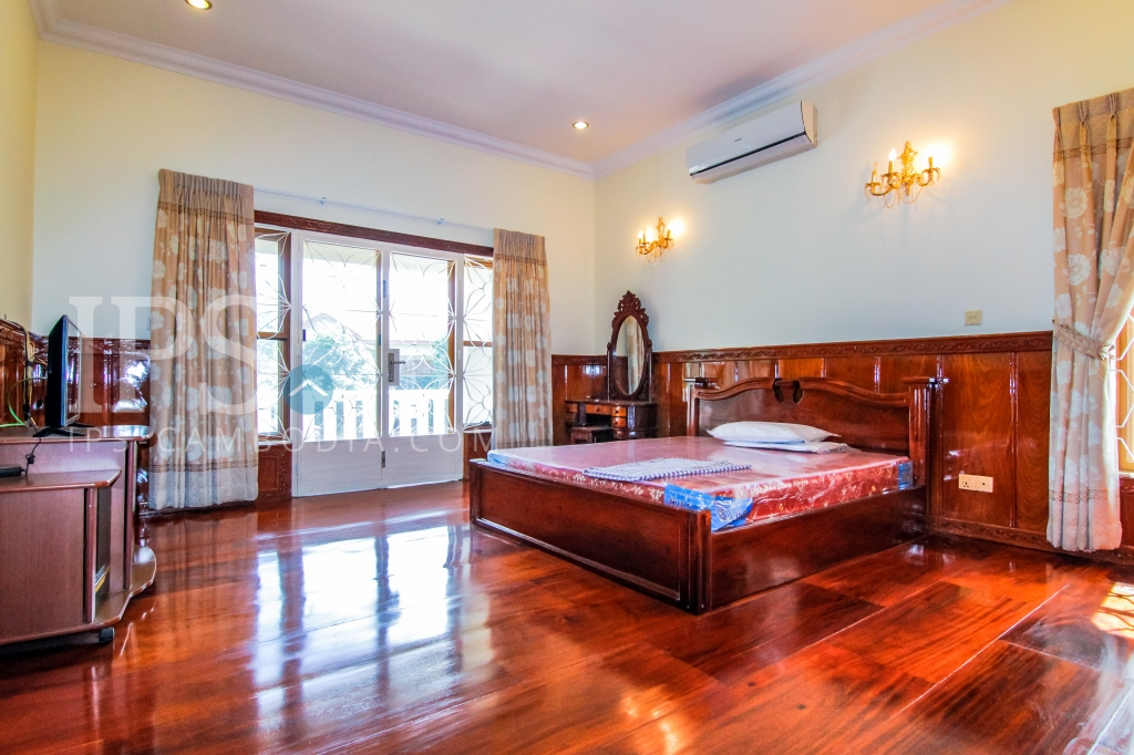 Villa for Rent in Toul Kork - 3 Bedrooms