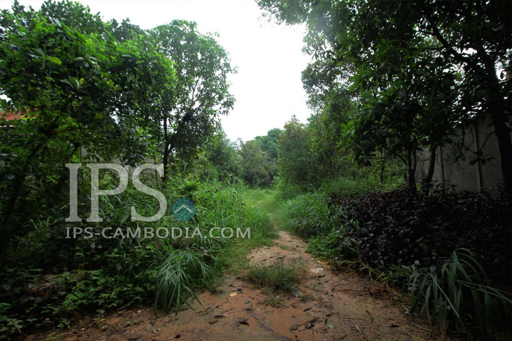 Siem Reap Land for Sale - 927 sqm.