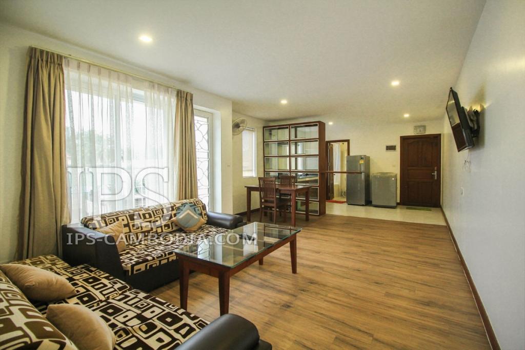 1 Bedroom Apartment For Rent - Wat Polangka